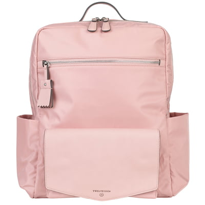 TWELVElittle PeekABoo Diaper Backpack Pink