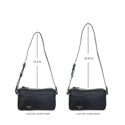 TWELVElittle Belt Bag BLACK