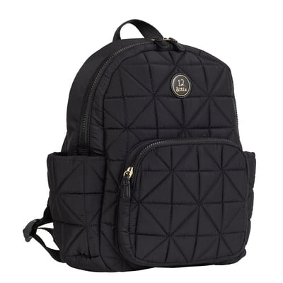 TWELVElittle Little Companion Backpack Black