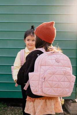 TWELVElittle Little Companion Backpack Blush Pink