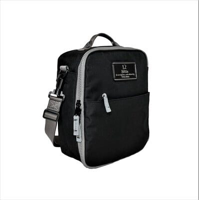 ADVENTURE Lunch Bag Black