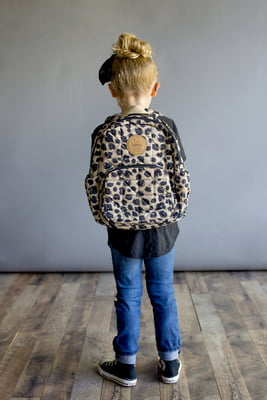 TWELVElittle Little Companion Backpack LEOPARD